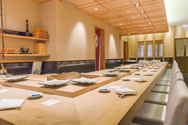 Shinji by Kanesaka | Luxury Restaurants In SGP